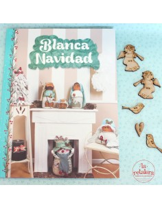 Libro Blanca Navidad - De...