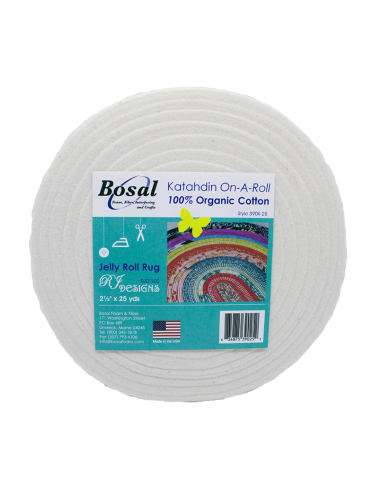 Jelly Roll Rug Guata Alfombras