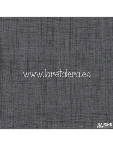 Tela Gris Medio Tweed Thicket...