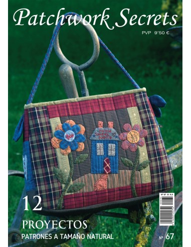 Revista PATCHWORK SECRETS Nº 67